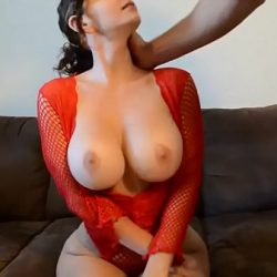 Amateur sexy big tits and fat ass MILF fucked