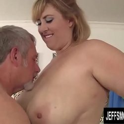 BBW MILF Lila Lovely riding mature dick